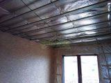 realizácia stropnej konštrukcie