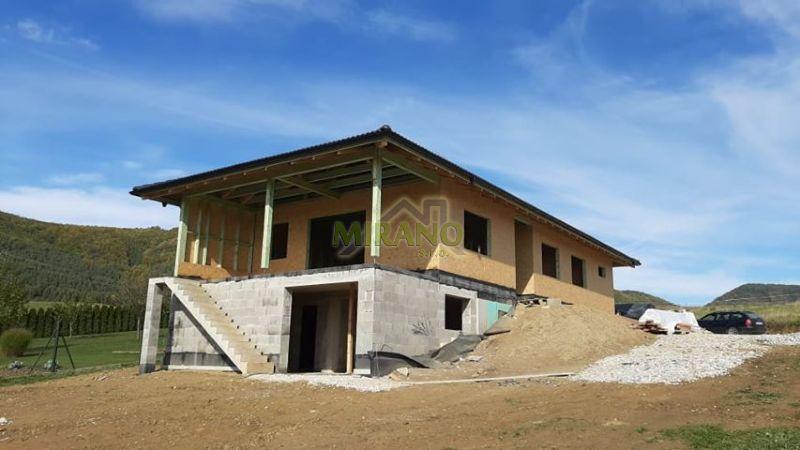 bungalov s pivnicou