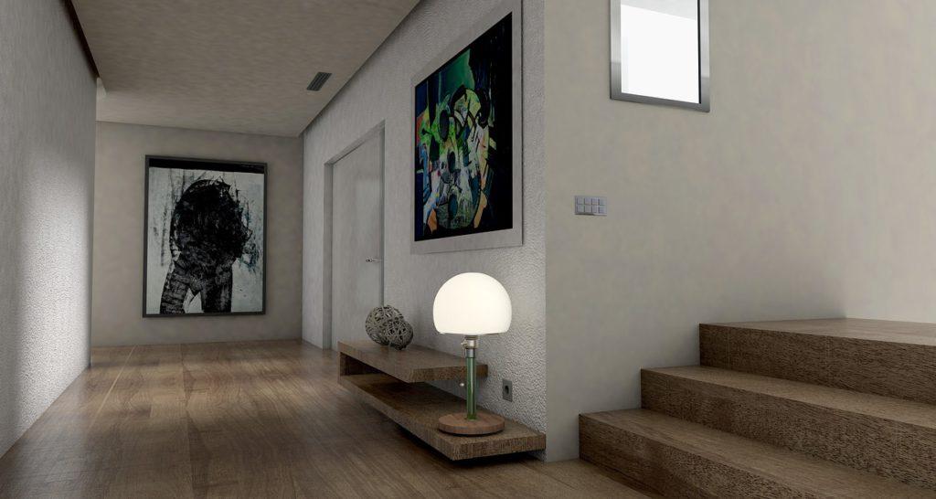 Menšia hrúbka stien v interiéri dovoľuje využiť priestor na maximum.